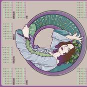 2014 Nouveau Calendar