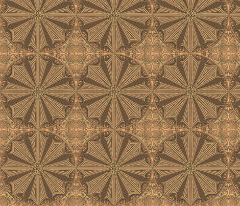 ©2011 Circle_of_Cork fabric by glimmericks on Spoonflower - custom fabric