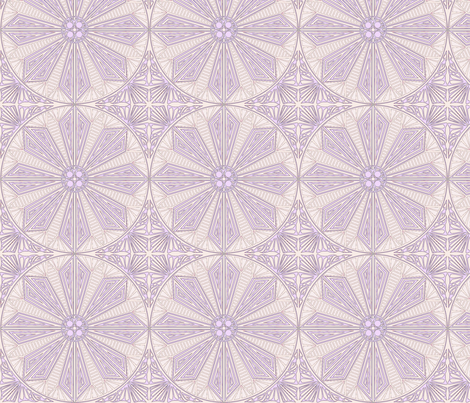 ©2011 Circle_of_amethyst fabric by glimmericks on Spoonflower - custom fabric
