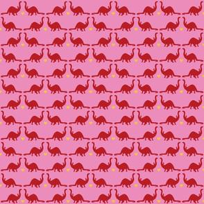 Apatosaurus Love