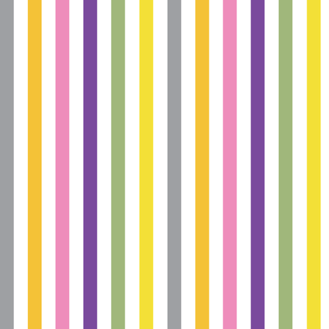 Stripes fabric by laurawilson on Spoonflower - custom fabric