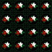 Rrpoinsettia_pair_of_seasonal_flowers_-_black_-_2012_tara_crowley_shop_thumb