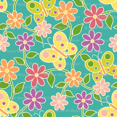 Garden Party Floral