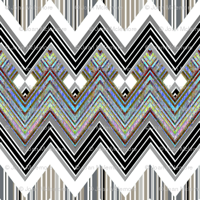 Chevron Hypnotic