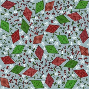 Christmas Kites