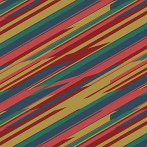 Stripes Suned Jungle