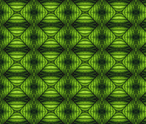 Palm Leaf fabric by glennis on Spoonflower - custom fabric