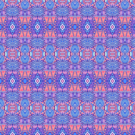 Going Native fabric by edsel2084 on Spoonflower - custom fabric