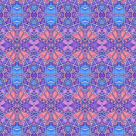 Beachy Keen fabric by edsel2084 on Spoonflower - custom fabric