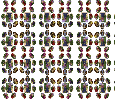 QAL fabric by peacockrose on Spoonflower - custom fabric