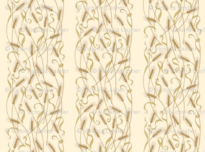 Art_nouveau_wheat_wallpaper_tan