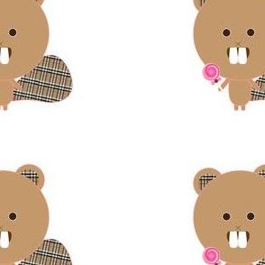 Kawaii Beaver
