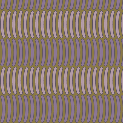 Curvingbone (Mauve) fabric by david_kent_collections on Spoonflower - custom fabric