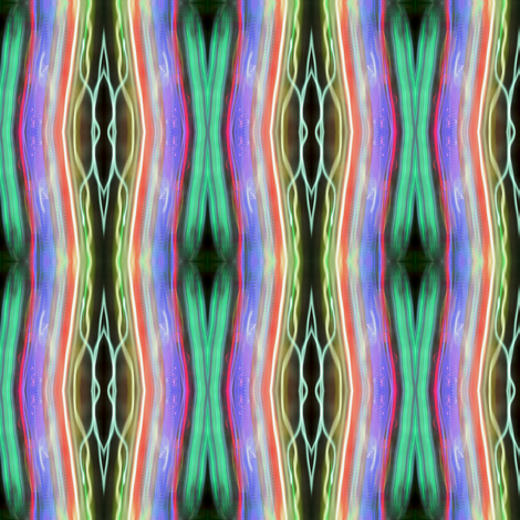 Atlantic City Neon fabric by glennis on Spoonflower - custom fabric