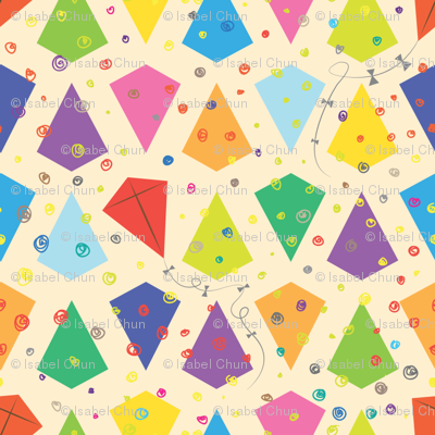 Colorful KITES!