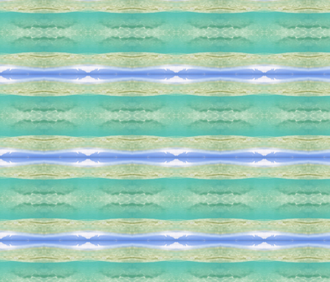Ocean fabric by glennis on Spoonflower - custom fabric