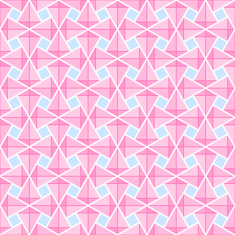 kite4sqXi cross fabric by sef on Spoonflower - custom fabric