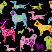 dog fabric