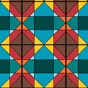 Geometric Kite