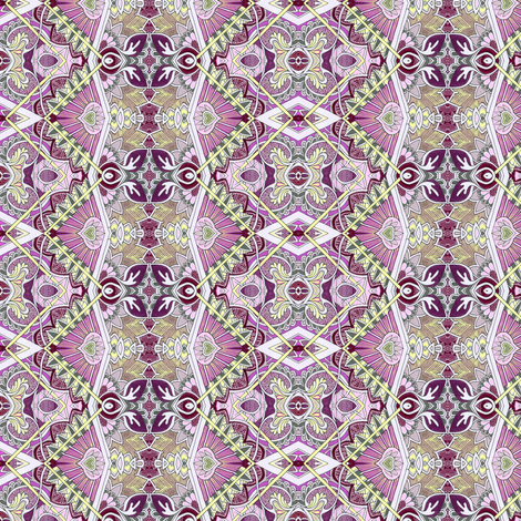 Old Victorian Times  (slightly larger scale) fabric by edsel2084 on Spoonflower - custom fabric