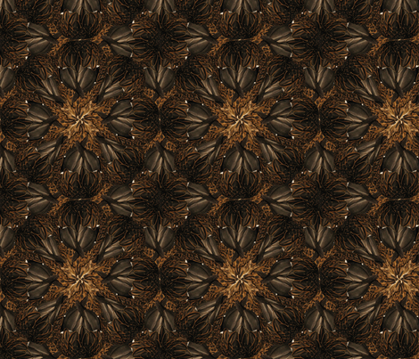 Autumn Mallard Pinwheels fabric by dougpete on Spoonflower - custom fabric