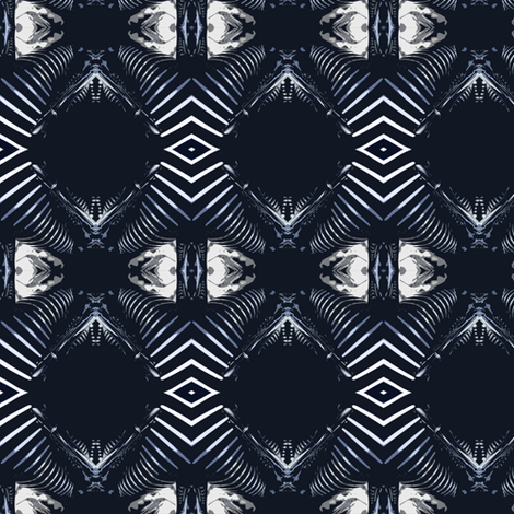 Twin Engine fabric by glennis on Spoonflower - custom fabric