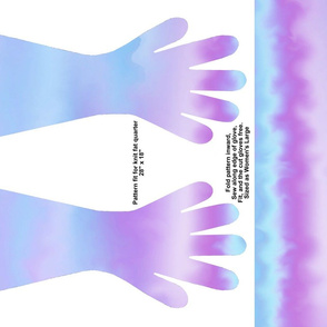 Soft Turbulence Gloves