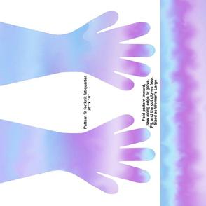 Soft Turbulence Gloves