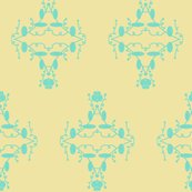 Rrrrtiling_white_flower_15_5_aqua_yellow_shop_thumb