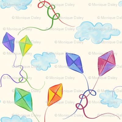 Kites in Love