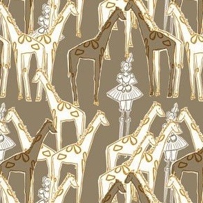 Stilts 'n' Giraffes