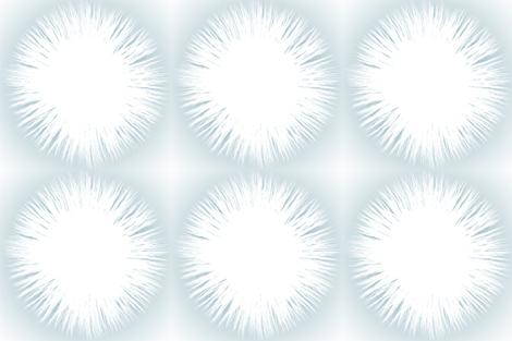 Puffballs large fabric by su_g on Spoonflower - custom fabric