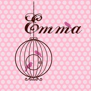 Emma's Victorian Aviary