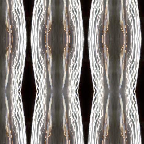 White Light fabric by glennis on Spoonflower - custom fabric