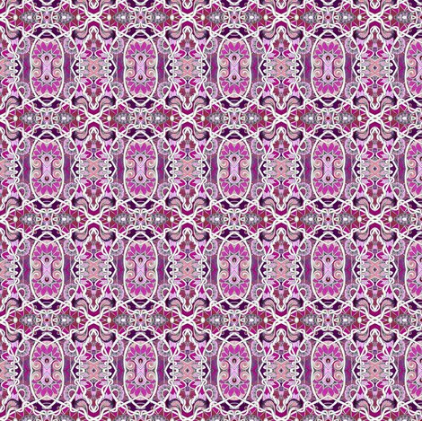 Twisted Magenta and Purple fabric by edsel2084 on Spoonflower - custom fabric