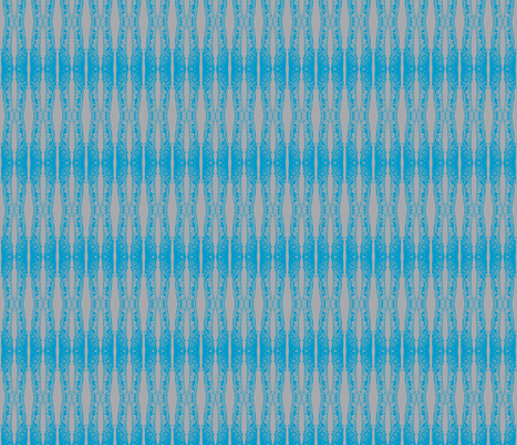 Lip of the Cup (blue/grey vertical)-ed fabric by relative_of_otis on Spoonflower - custom fabric