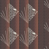 Rrrrrabstract-white-lines-blk-dots-remanip-on-burnt-umber._copy_shop_thumb