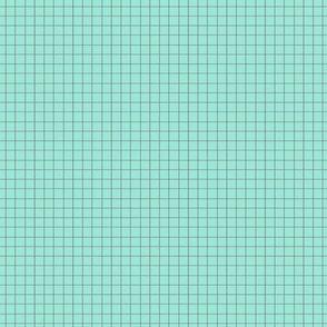 squares aqua