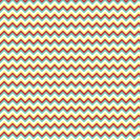 navajopyramidpatterntile2 fabric by tammiebennett on Spoonflower - custom fabric