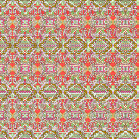Make Mine Modern fabric by edsel2084 on Spoonflower - custom fabric