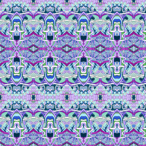 the Colorful Weave fabric by edsel2084 on Spoonflower - custom fabric