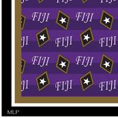 Fiji Fraternity Print