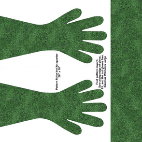 Green Spec Gloves
