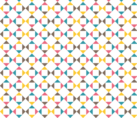 check fabric by brokkoletti on Spoonflower - custom fabric