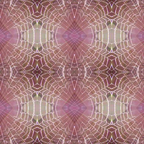 Spider web fabric by cricketnoel on Spoonflower - custom fabric
