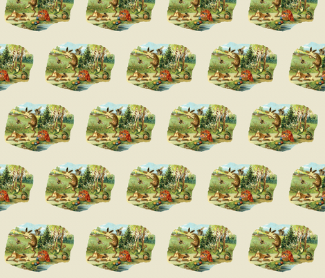 The Hoodlum  fabric by icarpediem_ on Spoonflower - custom fabric