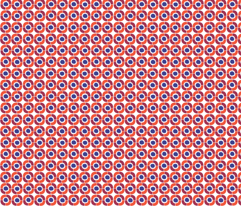 mod spots fabric by lola_designs on Spoonflower - custom fabric