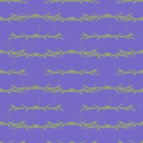 Blue Willow Dusk