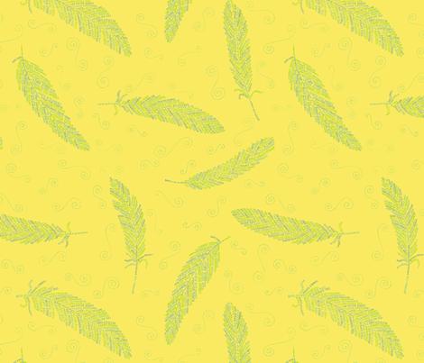 birds of a feather (flights of fancy) fabric by weavingmajor on Spoonflower - custom fabric