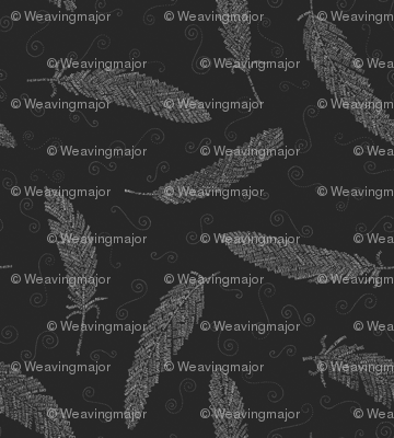 birds of a feather (large greyscale)